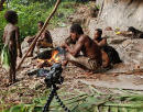 Image for article: Seminar: Fieldwork among the Meakambut, a hunter-gatherer group of East Sepik Province - Darja Hoenigman, 23 Sept