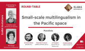 Image for article: Ilara Invitation Seminars: Small-scale multilingualism in the Pacific space, 11 Feb